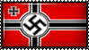 War Ensign of Germany 1938-1945 by Flag-Stamps