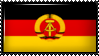 German Democratic Republic by Flag-Stamps