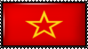 Red Army Flag by Flag-Stamps