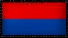 Flag of Vladislav I by Flag-Stamps
