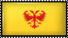 Flag of Dusan the Mighty by Flag-Stamps