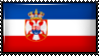 Kingdom of Yugoslavia Naval Ensign by Flag-Stamps