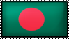 Bangladesh by Flag-Stamps