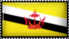 Brunei by Flag-Stamps