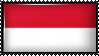 Indonesia by Flag-Stamps