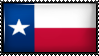 Texas by Flag-Stamps