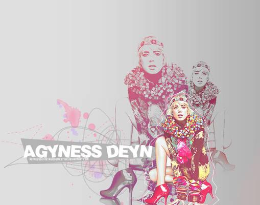 Agyness Deyn
