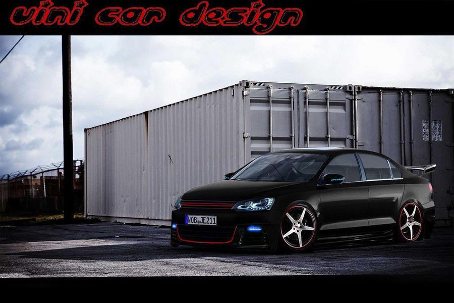 Jetta 2011 Tuning - Fotos de coches - Zcoches