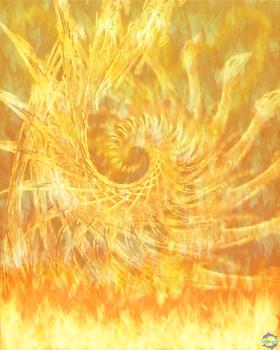 Daydream Shimmer Background