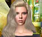 Scarlett Johansson - The Sims 4