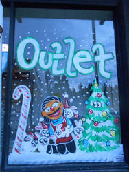 Grocery Outlet 2012 by Firefaryee