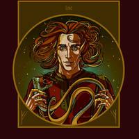 Dances with Tricksters: Loki by ReneeVonMorren