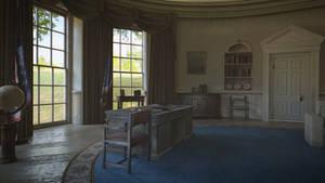 Resident Evil - President Office