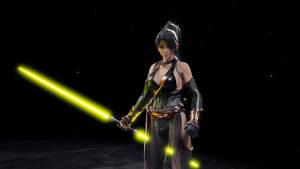 Ninja Gaiden - Momiji - Lightsaber Edition