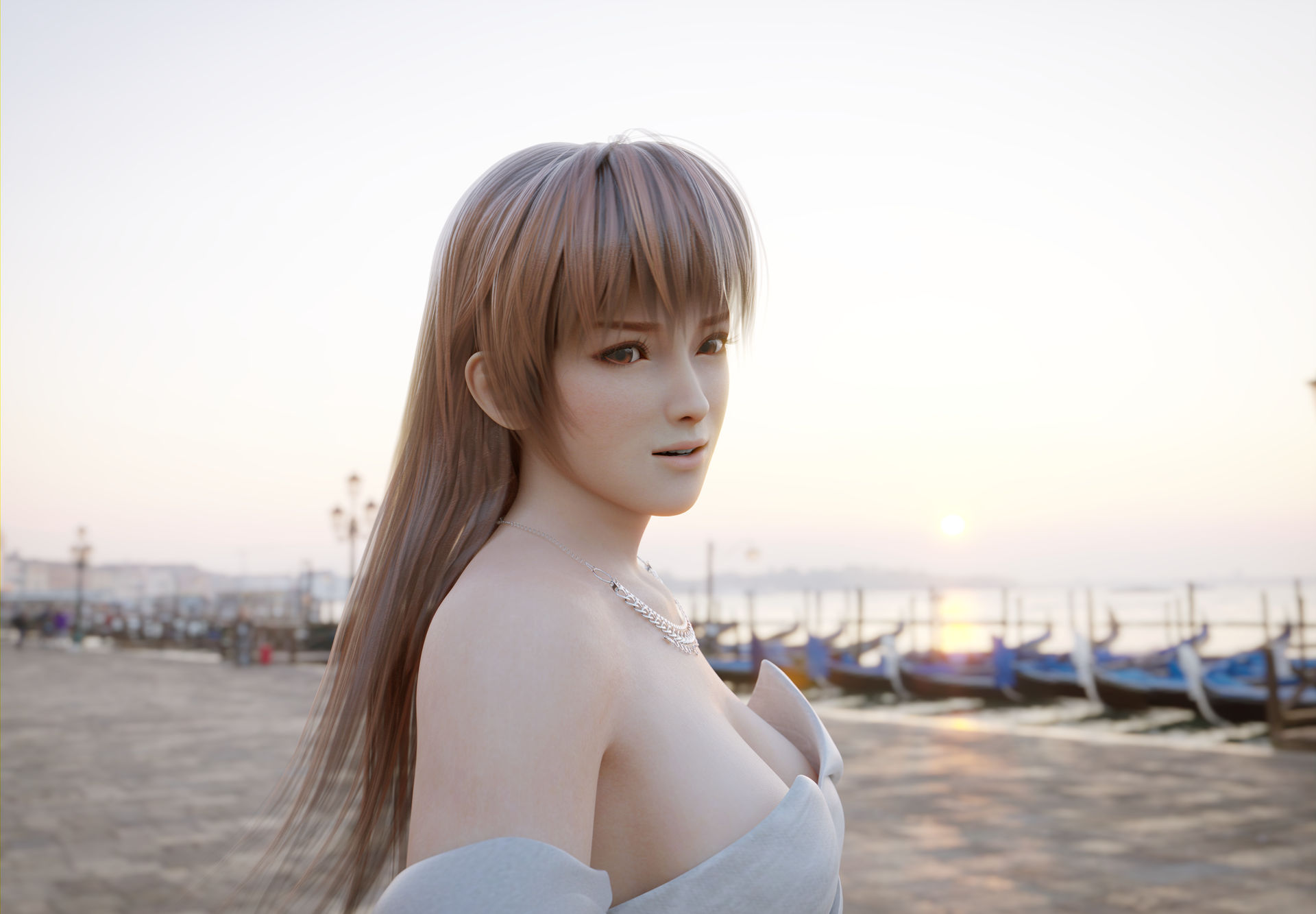 Kasumi Photoshoot 15 - Wedding by Nodern03