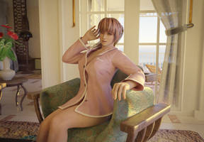Good Morning Kasumi! by Nodern03