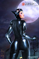 CAT WOMAN by killbiro
