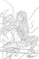 SHE CARNAGE by killbiro