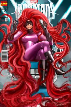MEDUSA Queen of inhumans