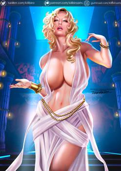 Aphrodite Record of Ragnarok updated final version
