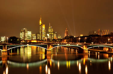City made in Gold by Jogi1960