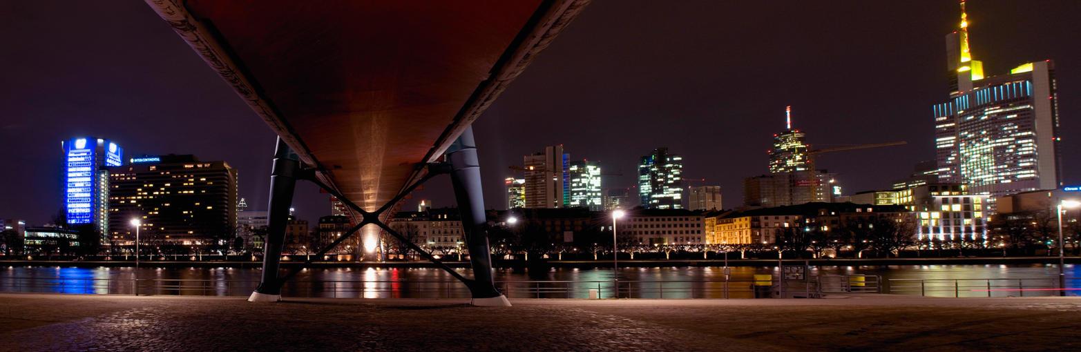Under bridge Pano by Jogi1960