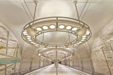 Offenbach Subway Tube by Jogi1960