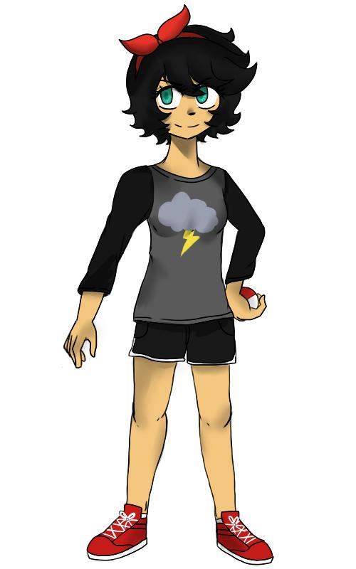 [Image: pokemon_oc__satomi_by_loopypanda-d9gi00f.png]