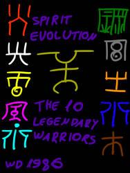 Spirit Evolution!!! by willsamoro