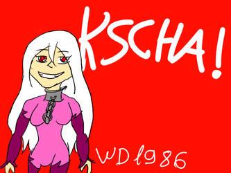 KSCHA! by willsamoro