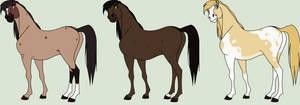 Horse Adopts CLOSED
