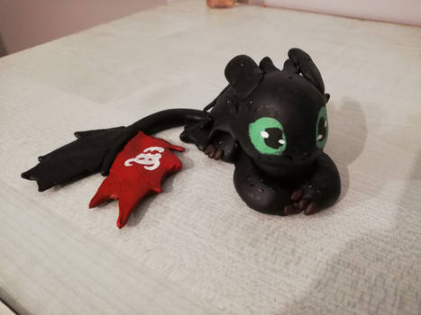 Lil Toothless