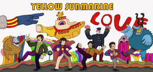 A F'in SUBMARINE by unconsciousargentine