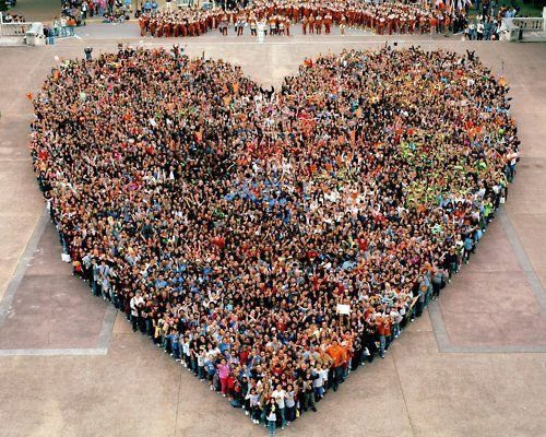 One Heart, One Love, 1 thousand People~