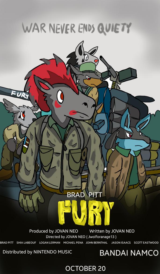 2014 Fury ( Pokemon-Digimon WW2 ) by jwolforange13 on ...