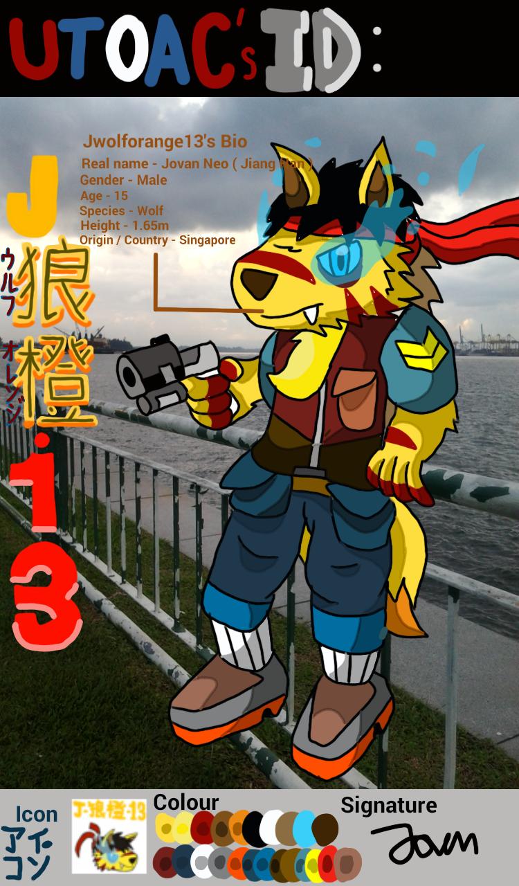 jwolforange13's Profile Picture