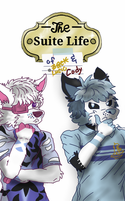 The Suite Life of Lucio and Cody by jwolforange13