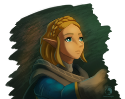 Legend of Zelda - Breath of the Wild 2 Zelda