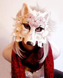 Cherry Wolf ID by skipaway