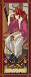 Hierophant Tarot by skipaway
