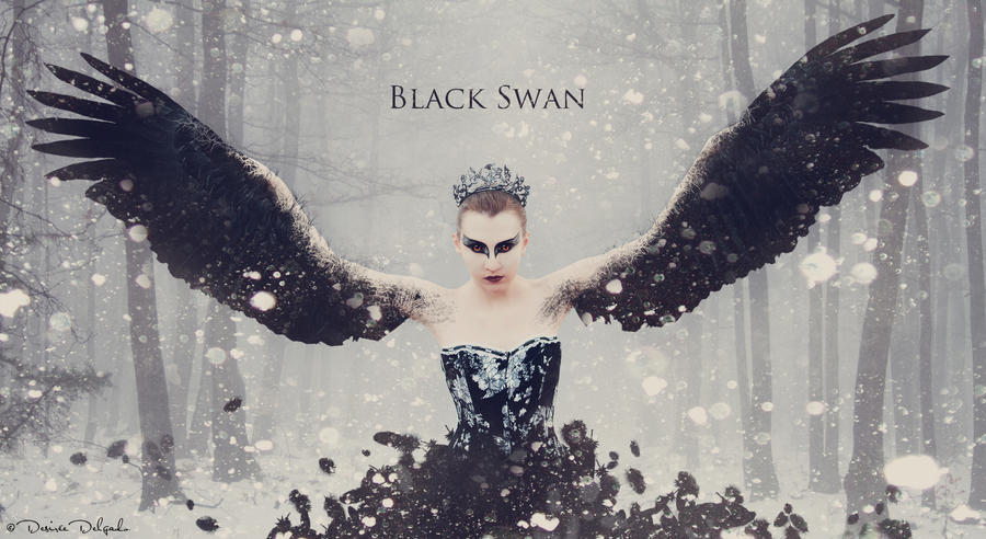 Black Swan by DesireeDelgado