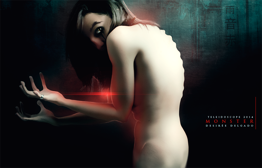 Teleidoscope 2014 - Monster by DesireeDelgado