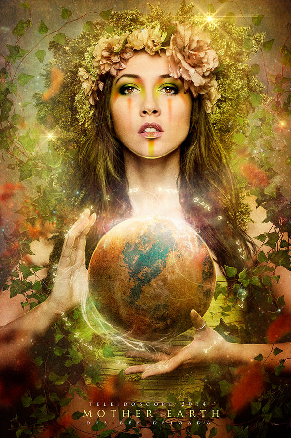 Teleidoscope 2014 - Mother Earth by DesireeDelgado
