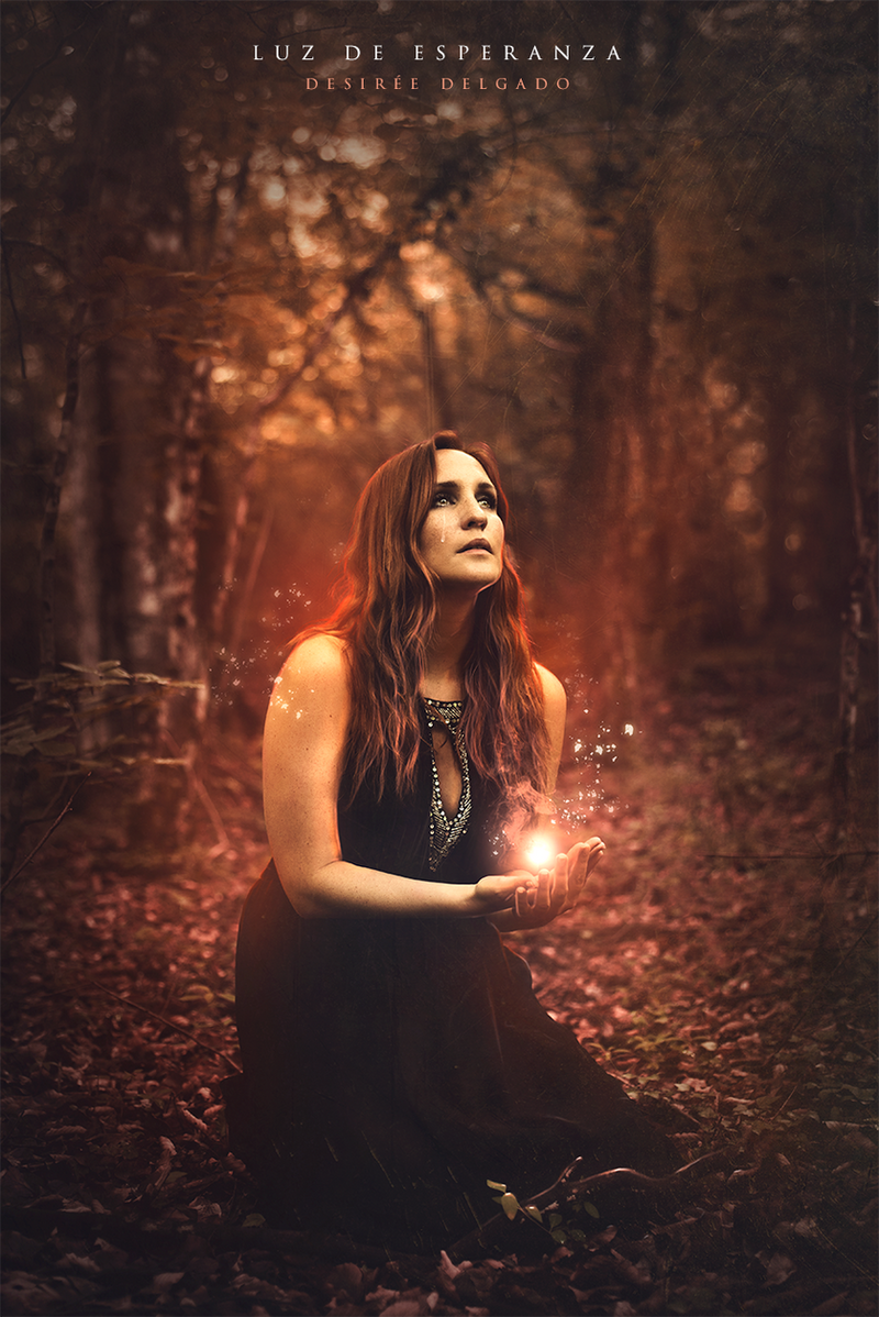 Luz de esperanza (Glimmer of hope) by DesireeDelgado