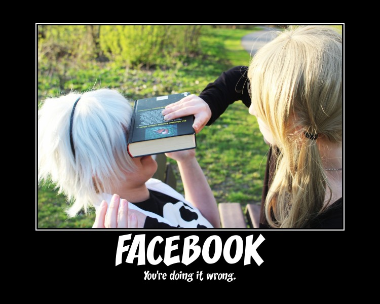 Facebook you re doing it wrong soul eater by ryuukachan on