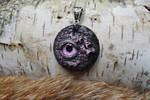 Violet Dragon Eye