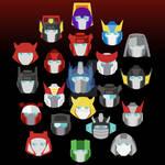 Autobot Heads