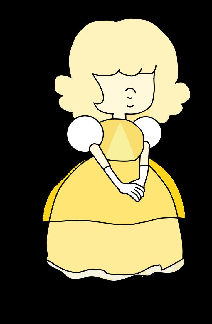 yellow Sapphire (main gemsona) by paro-cat