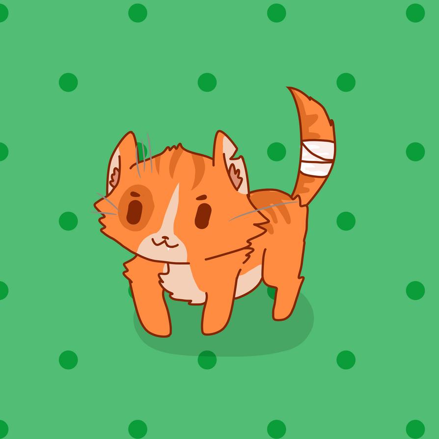 Cat by paro-cat