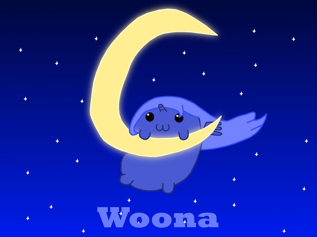 Woona by mnmkami